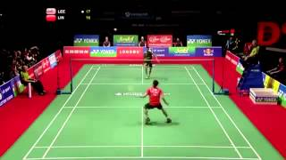 badminton trick shots by the very best pg lcw ld