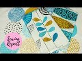 EASY SEWING PROJECT | DIY Tea Towels Tutorial | SEWING REPORT HOW TO SERIES