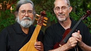 Michael Alpert & Julian Kytasty - Bay Mayn Mames Shtibele (Yiddish Song) #FolkRockVideo