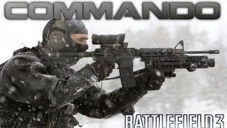 Battlefield 3 Commando