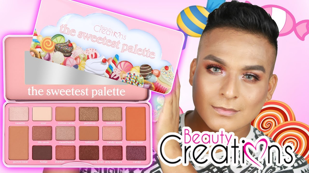 Download RESEÑA : THE SWEETST PALETTE BEAUTY CREATIONS