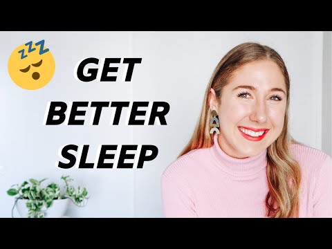 Natural Sleep Remedies | 10 tips to fight insomnia and get better sleep