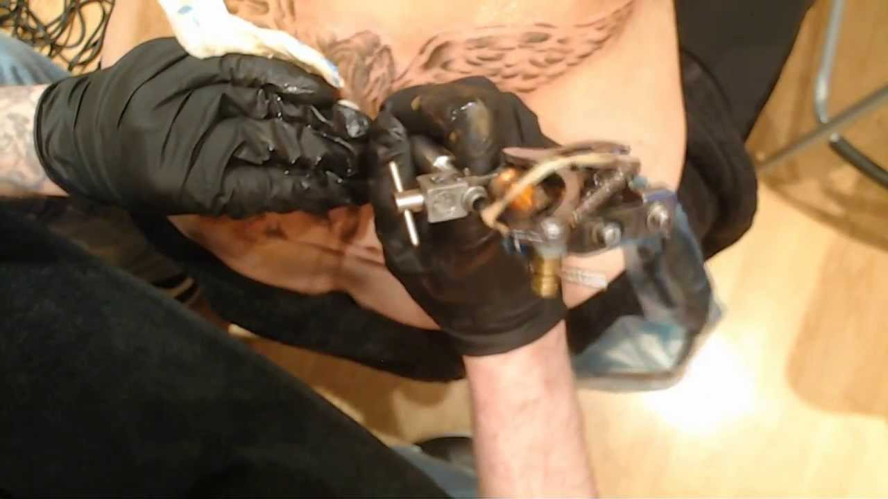 Upadły Anioł Tattoo