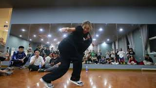 KYOKA (RUSHBALL) - Freestyle after workshop - Hanoi, Vietnam