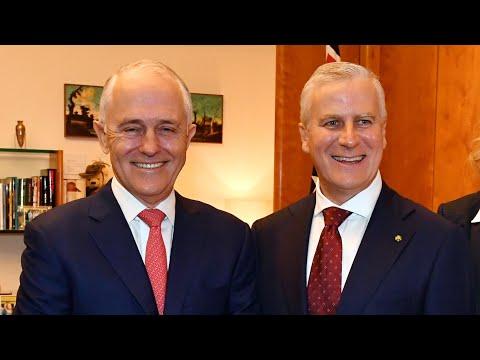 Who is Michael McCormack, Australia's new deputy prime minister?