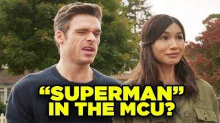 Фото ETERNALS Trailer: Superman Scene Explained! DC = MCU Canon?