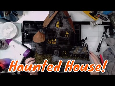 DIY Haunted House - Part 4 The Finale!