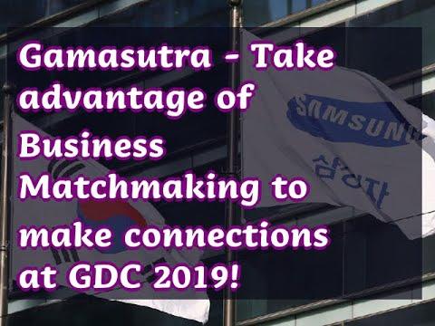 GDC matchmaking Velocità datazione la zona commedia gennaio 8