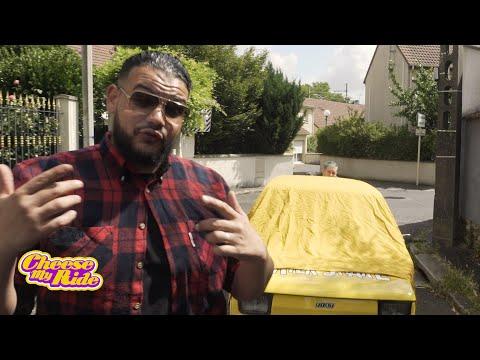Youtube: Sadek offre une voiture à un jeune rappeur du 93!! (Cheese my ride)