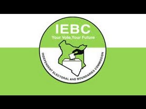 IEBC Press conference on Mass Voter Registration