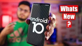 Android 10 | Everything That's Changed!