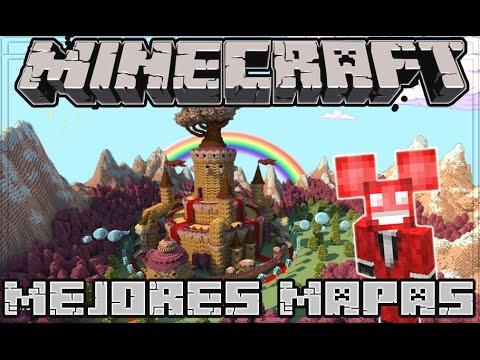Los Mejores Mapas De Aventura Para Minecraft 2019 Youtube