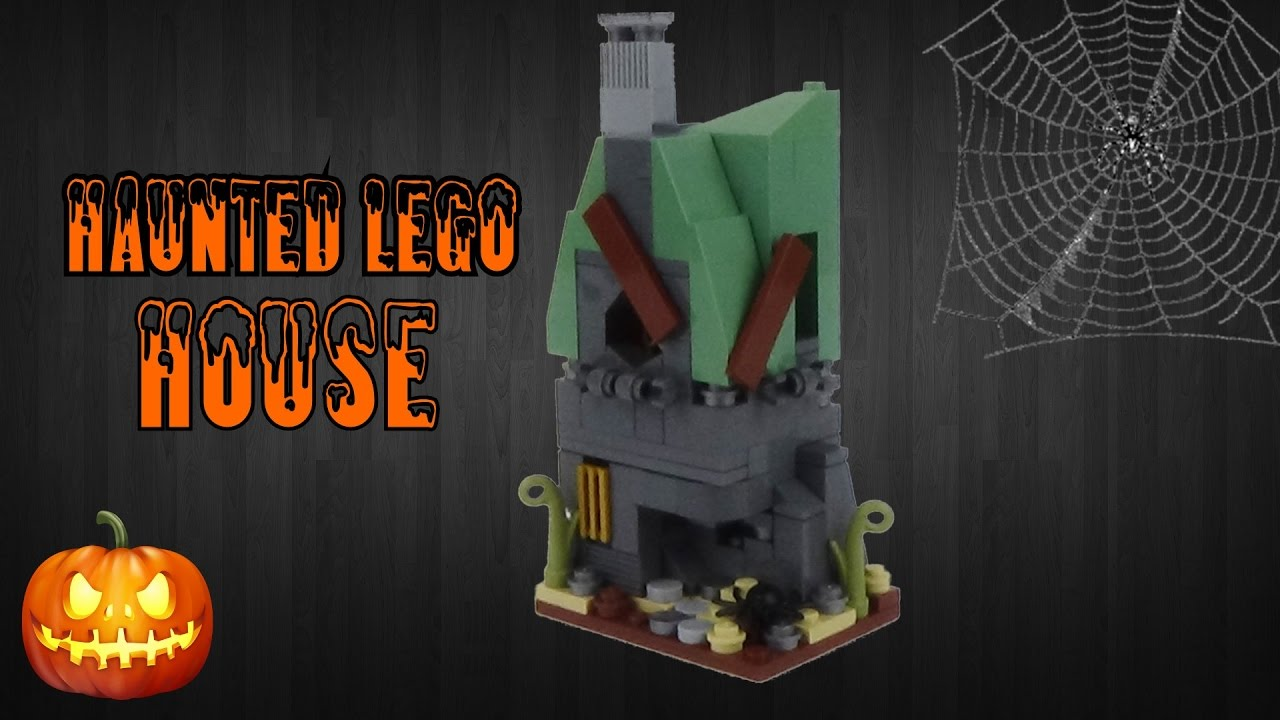 lego haunted house halloween candy machine - 2017 Halloween Candy