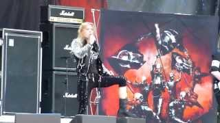 Arch Enemy - Khaos Overture / Yesterday Is Dead And Gone - Legendas: Inglês / Português