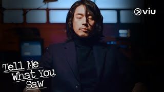 Jang Hyuk - Tell Me What You Saw Character Teaser - Now on Viu