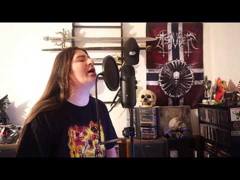 """Judas Priest """" Diamonds and Rust """" ( vocal cover )"""