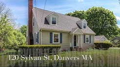 120 Sylvan St, Danvers MA -  Mark Pitzi - Tel (978) 816-6552