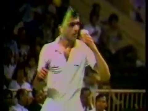 1983 Badminton GP SF -  Luan Jin vs Prakash Padukone