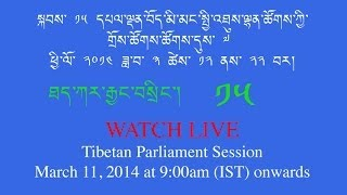 Day5Part4 Live webcast of The 7th session of the 15th TPiE Live Proceeding from 11-22 March 2014