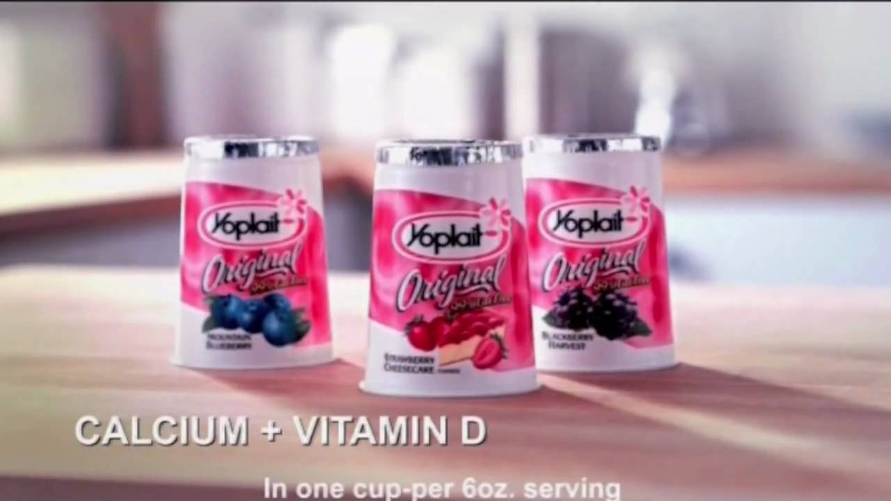 "Yoplait Yogurt ""Mom/Daughter Sidewalk"" Commercial - YouTube"