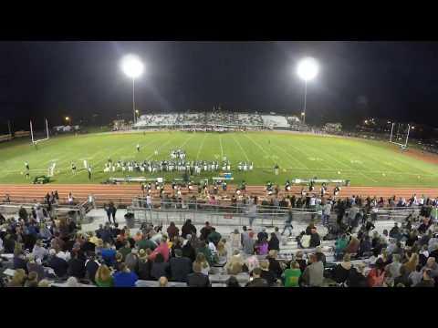 Mechanicsburg at Carlisle football game timelapse - Dauer: 78 Sekunden