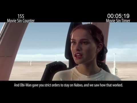 Unbelievable Filmmaker Mistakes in Star Wars Episode II   Attack of the Clones Part 2