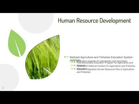 Agriculture and Fisheries Modernization Act of 1997