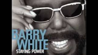 Barry White - Staying Power (1999) - 09. Thank You