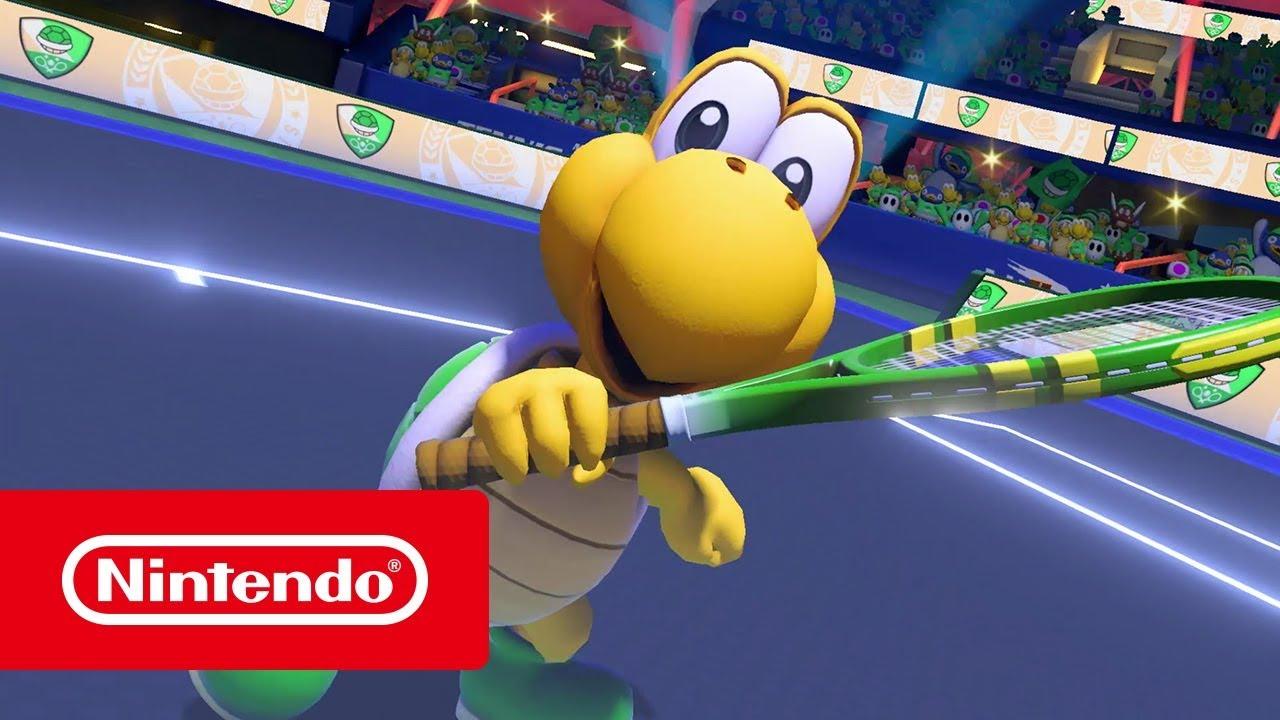 Mario Tennis Aces - Koopa (Nintendo Switch)
