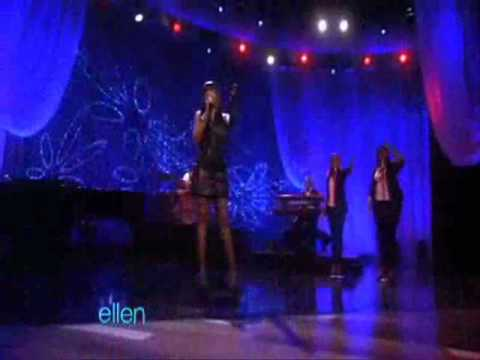 Jennifer Hudson -  Where You At? [Live on Ellen]
