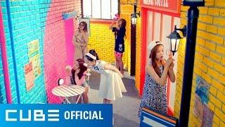 씨엘씨(CLC) - '궁금해 (Like)' (Teaser)
