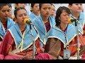 Music Program By Sikkim Sai Youth At Prasanthi Nilayam Puttaparthi 8 Jan 2018