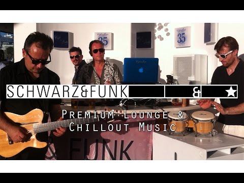 Lounge Music live at Café del Mar Ibiza - HD Chillout, Nu Jazz & Deep House by Schwarz & Funk