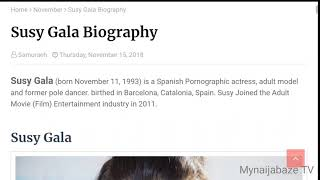 susy-gala-biography-wikipedia-age-affairs-net-worth-education-career-family-awards-life