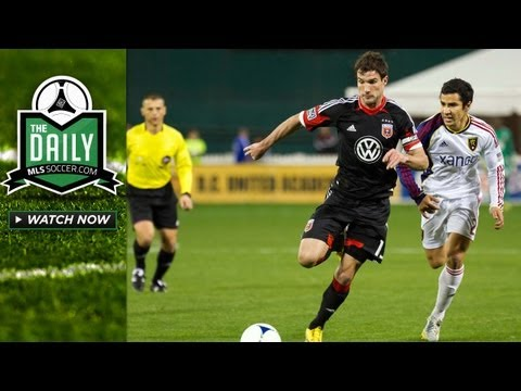 US Open Cup Final preview & early MLS MVP candidates   The Daily 10/1