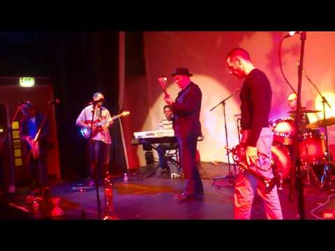 Jah Wobble - Theme from Get Carter [Live @ The Tabernacle, 16 November 2013]