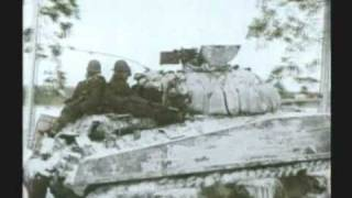 WWII BATTLE OF THE BULGE 3 of 3 RARE COLOR FILM