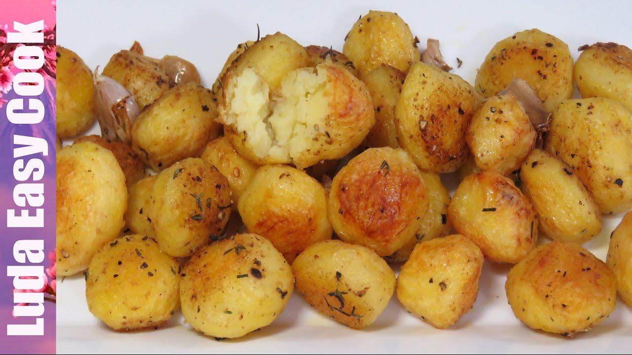 СЕКРЕТ Вкусной КАРТОШКИ в Духовке Рецепт - Delicious Dishes of [Картошка с Мясом в Рукаве в Духовке ]