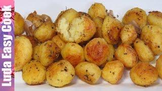 видео Запеченный картофель