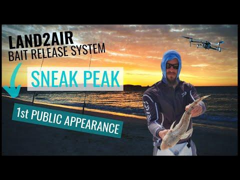 Drone Fishing Lancelin - Perth WA V-Log # 3