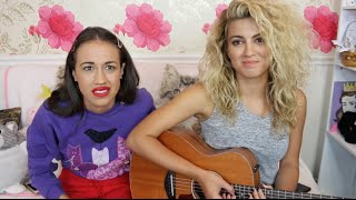 Bad Blood (cover) - Tori Kelly x Miranda Sings