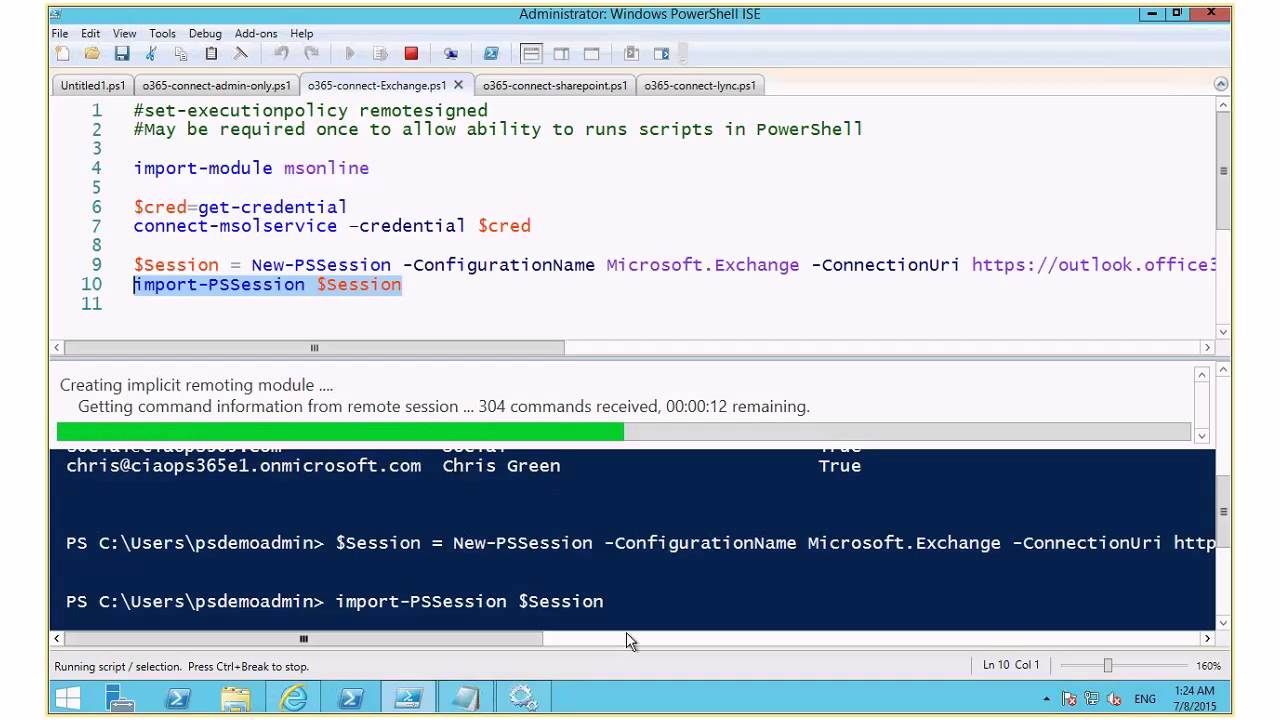 Managing Office 365 With PowerShell