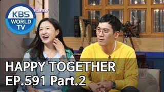 Happy Together I 해피투게더 EP.591 Part.2 [ENG/2019.06.13