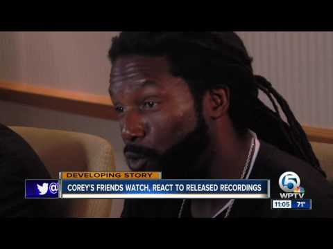 Friends of Corey Jones react to audio release