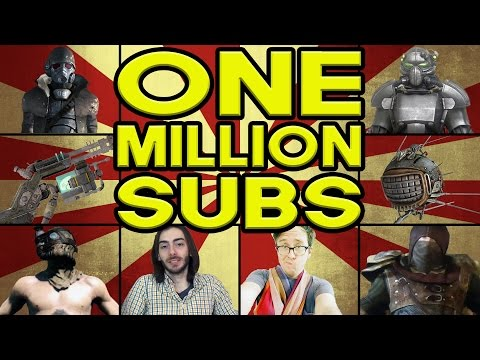 Literally almost Everyone Saying 'Thank You'  1 MILLION SUBS!