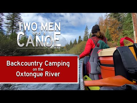 Backcounty Camping On The Oxtongue River In Algonquin