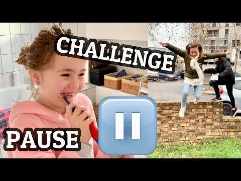 THE PAUSE CHALLENGE ⏸  100% FUN