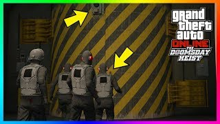 What Is Inside Mount Chiliad In GTA Online During The Doomsday Heist DLC Update? (Unbelievable..)