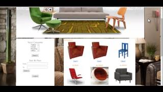 Online Furniture Shop Project