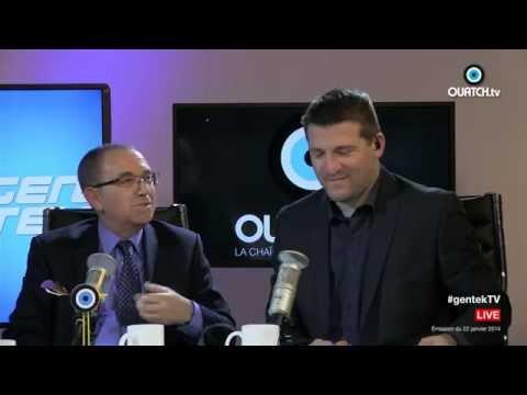 GEN TEK S01E09 : Georges Nahon (Orange Labs San Francisco) et Pascal Diaine (OrangeFab)
